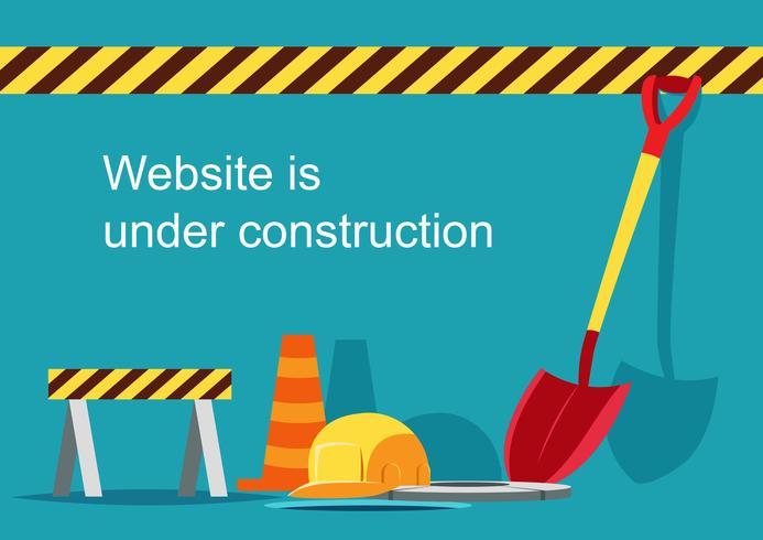 vector-website-under-construction